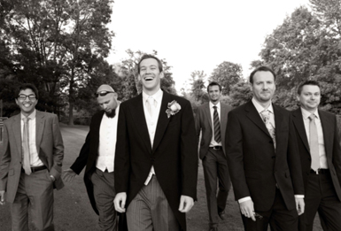 Fia & Stuart's Wedding at Buckinghamshire Golf Club